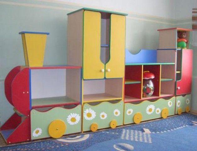 Мебель для детских садов, яслей от 1000 тг. на заказ в алмат.