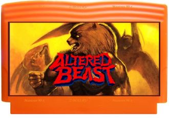 """Altered Beast"" (Juuouki) Игра для Денди"
