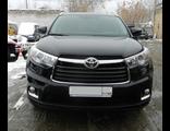 Toyota Highlander 2014 черный