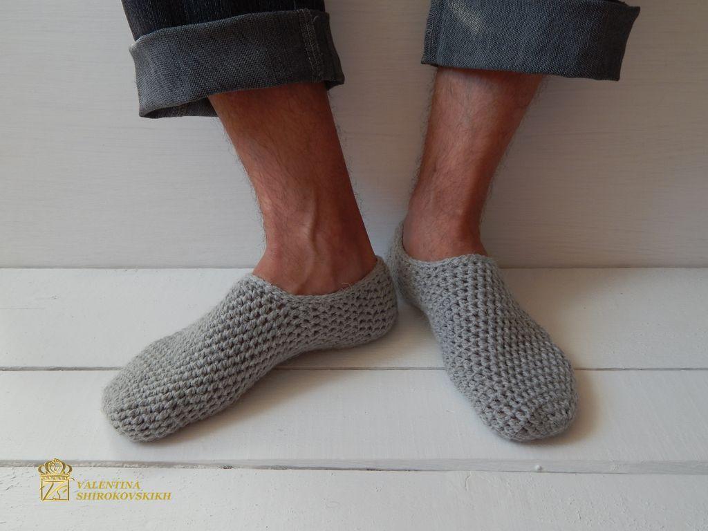 следки носки шерстяные для мужчин