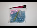 Резиночки светло-голубые 600 шт