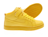 Кроссовки Nike Air Force 1 Mid Yellow