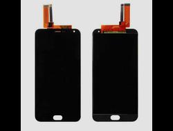 Дисплей Meizu Metal в сборе и тачскрин для смартфона