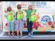 Детский водонепроницаемый рюкзак NOHOO динозавр