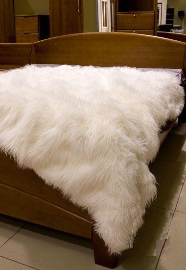 отзывы о меховом белом пледе носите обычное белье