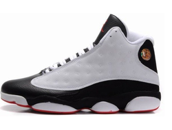 Air Jordan XIII Retro White/True Red-Black (36-45)