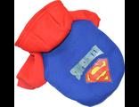 Толстовка SUPERMAN с капюшоном