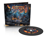 ACCEPT The rise of chaos CD Digi