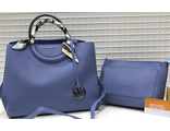 Сумка Michael Kors Tote Light Blue / Голубая