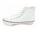 Кеды Converse All Star White с мехом