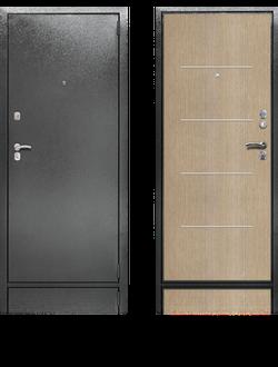 Входная дверь Берлога Скала-2 Горизонталь