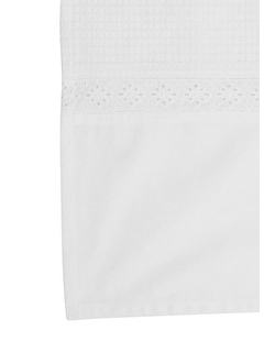 200542 KITCHEN TOWEL ADELIE WHITE 50X70CM COTTON
