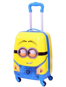 Детский чемодан на 4 колесах Миньоны / Minions № 2