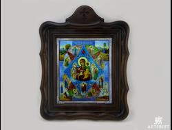 Неопалимая Купина. Заказать икону Божией Матери.