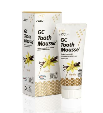 Тус Мусс GC Tooth Mousse, ваниль, GC, 35 мл.