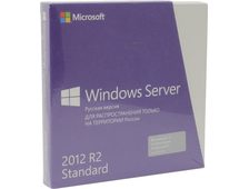 Microsoft Windows Server Standard 2012 R2 64Bit Russian Only DVD 10 Clients P73-06074