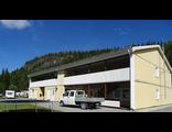 Продажа бизнеса в Швеции база отдыха (Рыболовецкая база продажа) Туристический бизнес в Европе