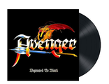 AVENGER - Depraved to Black LP - предзаказ