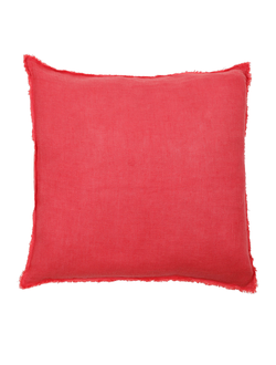 HOUSSE COUS BASIC CORAIL 45X45, арт.33688