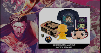 Marvel: Collector Corps: Doctor Strange  | Марвел: Коллекционный набор Collector Coprs - Доктор Стрэндж