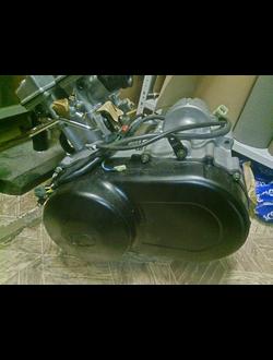 Двигатель KYMKO MXU500 766943