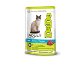 Корм DADO Adult Cat Tuna для кошек с тунцом, пауч 0,85 г, Франция
