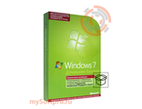 Microsoft Windows 7 Home Basic BOX Rus x32(x86) COA F2C-00545