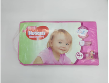 подгузники Huggies ultra comfort Giga 4 plus на 10-16кг 68шт