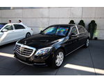 Factory armored Mercedes--Maybach S600/S650 X222 Guard VR9, VR10 (with integrated special protection from MB Guard), 2019-2020 YP