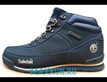 Ботинки Timberland темно-синие