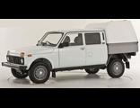 Коммерческие автомобили ВИС на базе Lada NIVA 4x4