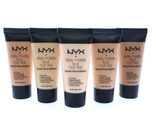 Тональный крем NYX Stay Matte But Not Flat Liquid Foundation