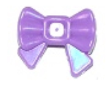Friends Accessories Hair Decoration, Bow with Pin, Medium Lavender (93080j / 6097073)