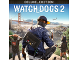 Watch Dogs 2 Deluxe (цифр версия PS4) RUS
