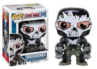 Funko Pop! Civil War: Crossbones