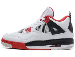 Air Jordan IV Retro Fire Red (41-45) арт-004