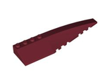 Wedge 12 x 3 Right, Dark Red (42060 / 4177387 / 6005098)