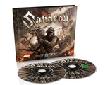 SABATON The last stand DIGIBOOK CD + DVD