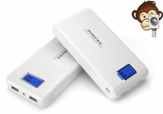 Power Bank 15000 mAh PN-929W-3