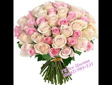 41 роза букет Отрытие