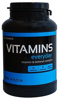 XXI Power Vitamins everyday 100 табл.