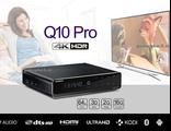 HiMedia Q10 Pro. Многофункциональная интернет ТВ приставка. 2 Гб / 16 Гб, Hi3798CV200, 4K, SATA, Dolby DTS-HD. Всё в одном.