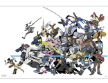 Постер ABYstyle: OVERWATCH: All Characters: Poster (91.5x61)