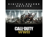 Call of Duty: WWII Deluxe (цифр версия PS4) RUS