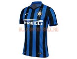 Интер домашняя футболка 2015-2016 Inter FC Home Kit 2015-2016