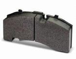 Колодки тормозные BPW 29171 (210.9х108.3х30mm) с вырезом S&K