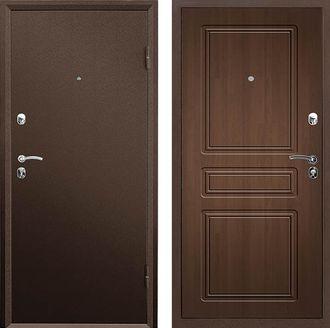 металлические двери б 4