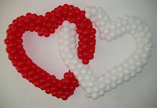 День Святого Валентина - Два Сердца