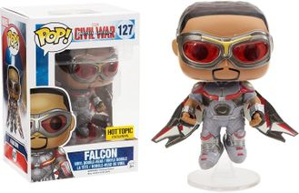 Funko POP! Civil War - Falcon (Hot Topic Exclusive) Vinyl Figure  -  Фанко ПОП! Противостояние: Соко