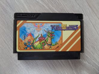 King of Kings для Famicom Денди (Япония)
